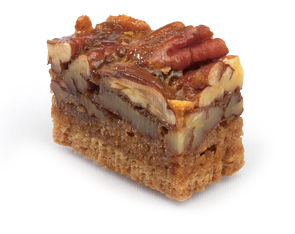 pecan rectangle